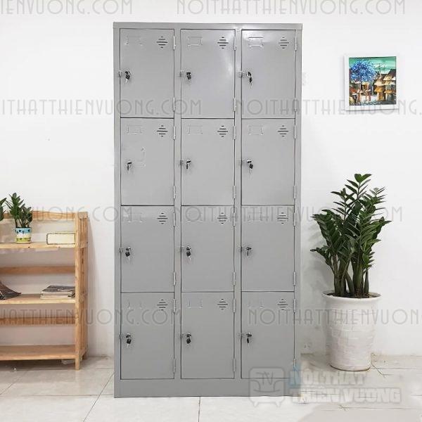 tủ locker 12 ngăn